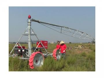 Center Pivot Irrigation Machine Manufacturer Cloud
